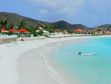 St Jean Beach
